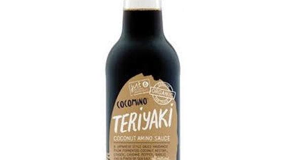 Teriyaki Sauce Cocomino Coconut Amino NIULIFE - 250ml