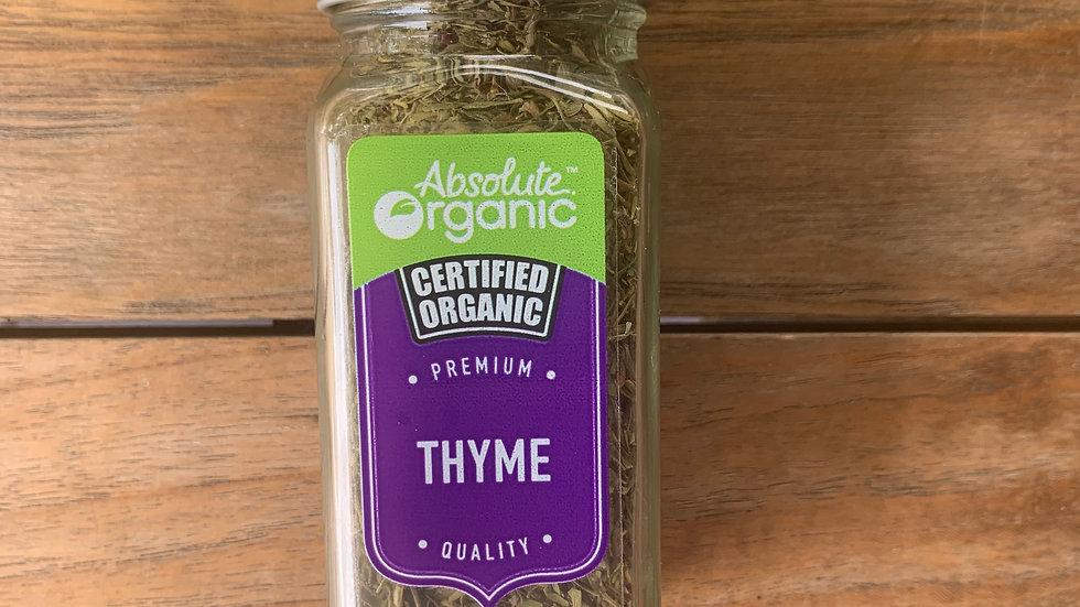Thyme - Organic Herbs - 30g