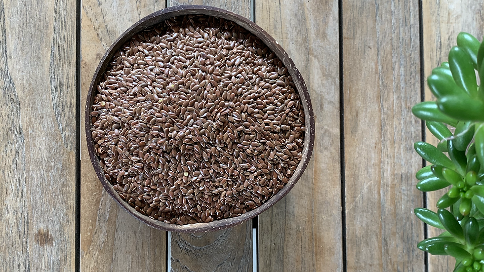 Linseeds Brown Organic - 200g