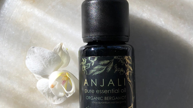 Bergamot Anjali essential oils- Organic - 15ml