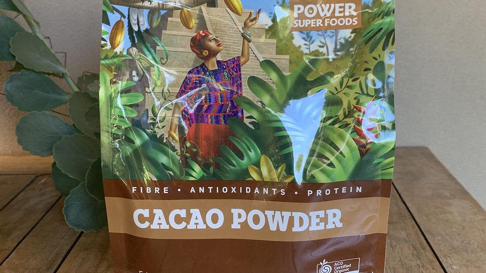 """Cacao Powder POWER SUPER FOODS  """"The Origin Series"""" 1kg"""