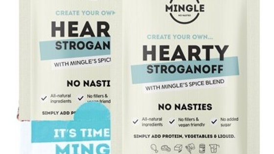 MINGLE Natural Seasoning Blend Hearty Stroganoff - 30g