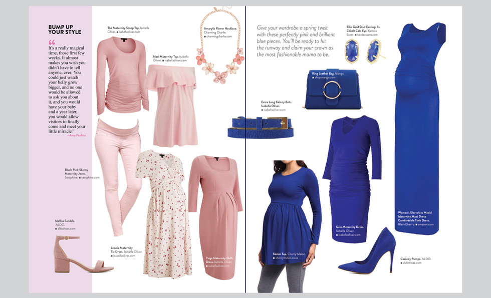 Pink & Blue Magazine