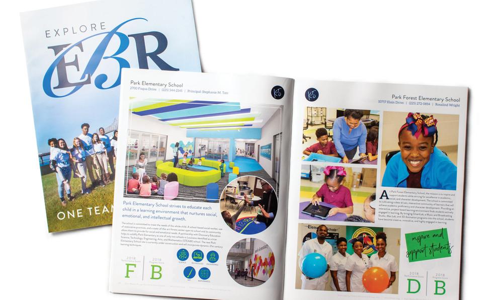 East Baton Rouge Parish Schools Book - 2019