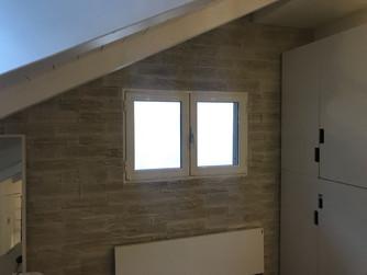 Pellicole termiche vetri abitazione privata