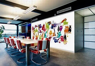 Riqualificazione sala riunioni