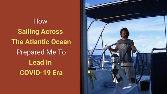 How Sailing Across The Atlantic Ocean Pr