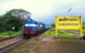 Muziris Railway Station