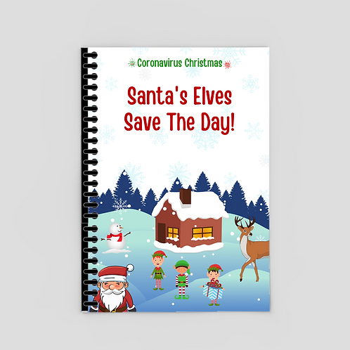 Santa's Elves Save The Day - Christmas Story