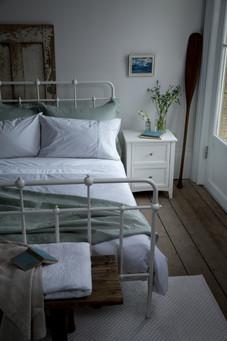 Seashore Bedroom shoot