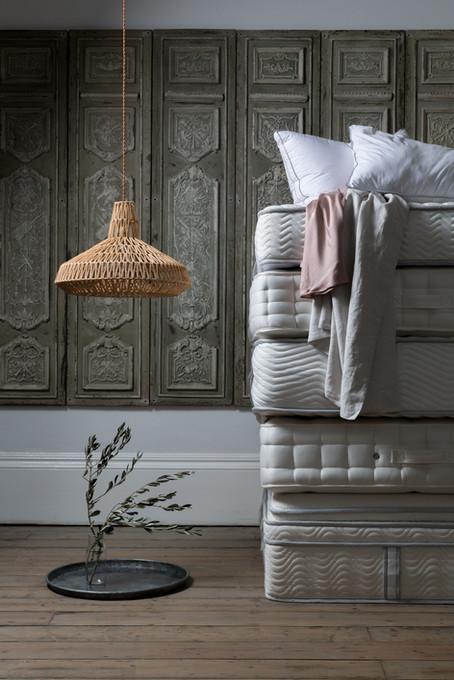 Mattress bed shoot