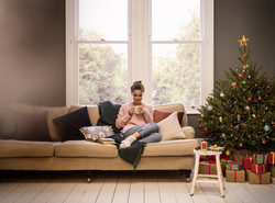 Crabtree and Evelyn Christmas shoot