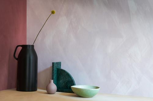 Bauwerk Paints interior and props