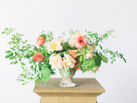 Allseated Blog Feature: Choosing Your Event Centerpieces