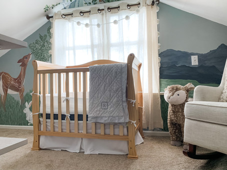 Sterling's Nursery: Inspired by Classic Tales and Forest Friends