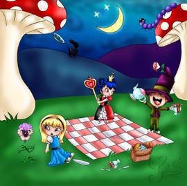 My Little Alice in Wonderland
