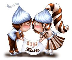 My Little Hugs and Kisses