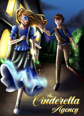 Cinderella Agency Cover Art