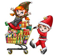 My Little Christmas Elves
