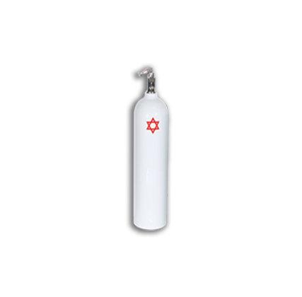 מיכל חמצן רפואי 3 ליטר - ללא ווסת