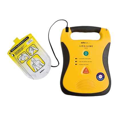 מכשיר החייאה | דפיברילטור | דפיבטק