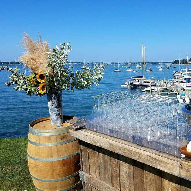 Waterfront Weddings on Shelter Island