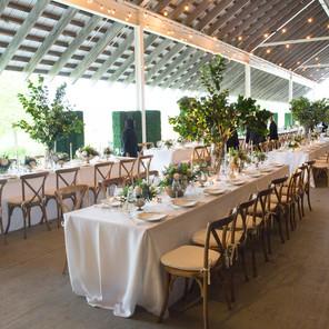 Parrish Art Museum Wedding