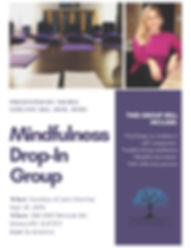 MHASO, Mental Health and Addiction Services of Ottawa, Merivale Mind and Body Studio, Mindfulness Drop In Group Ottawa