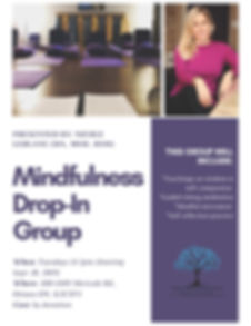 MHASO, Mental Health and Addiction Servies of Ottawa, Mindfulness Drop In Group Ottawa