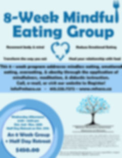 MHASO, Mental Health and Addiction Servies of Ottawa, MBEAT Ottawa, Mindful Eating Group Ottawa