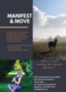 Manifest and Move, MHASO, Mental Health and Addiction Services of Ottawa