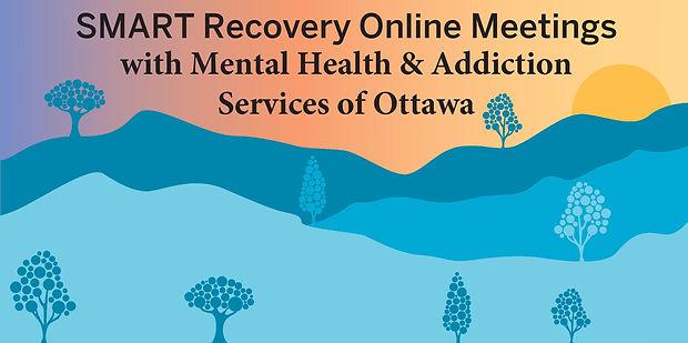 SMART Recovery Ottawa, Mental Health and Addiction Services of Ottawa, MHASOg