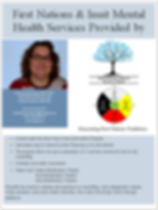 Ottawa MSW RSW, Shontelle Prokipcak Therapist, First Nations Ottawa Therapist, Inuit Ottawa Therapist, First Nations