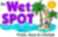 wetspot logo - pools spa  lifestyle no b