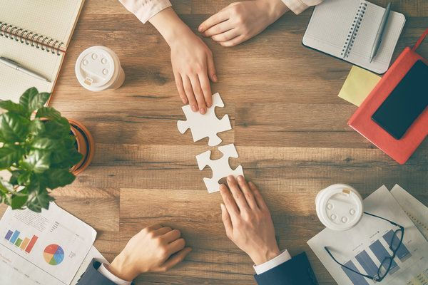 Small business consulting charlotte nc puzzle pieces