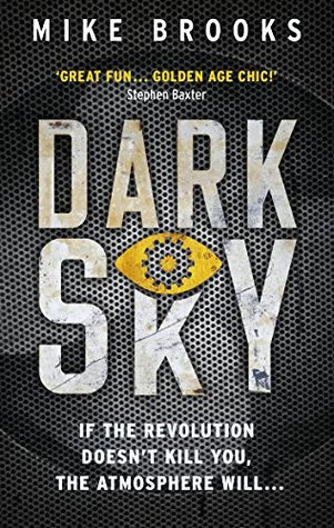 Book Review:  Dark Sky (2017) Mike Brooks