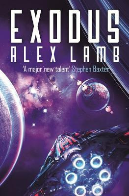 Book Review:  Exodus (2017) Alex Lamb