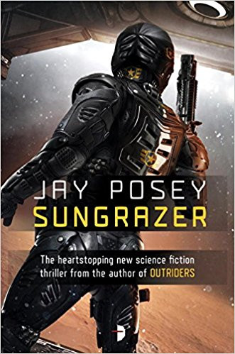 Sungrazer (2017) Jay Posey