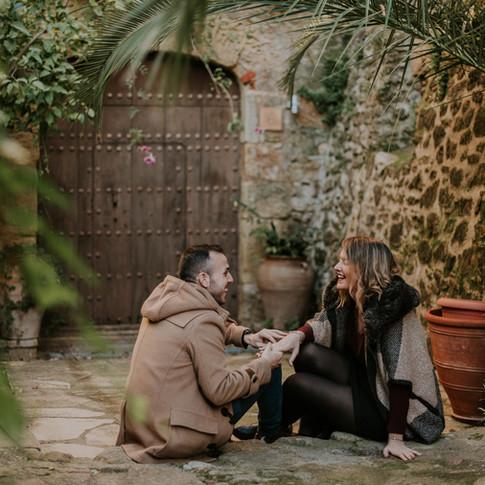 Preboda Eva & Carlos - Pals