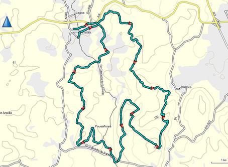 Percursos IV Trail