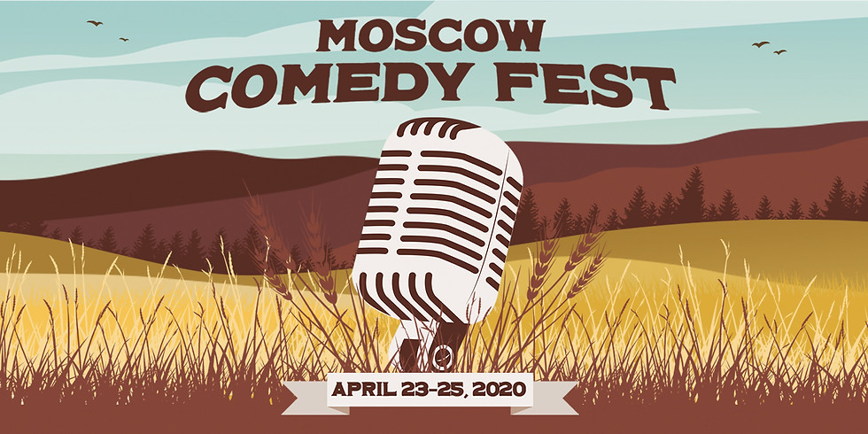 Moscow Comedy Fest!
