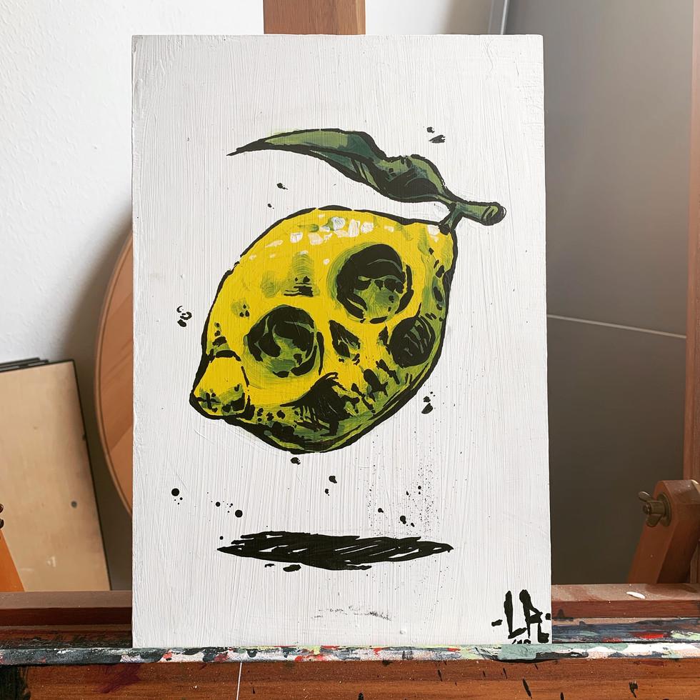 Life, lemons