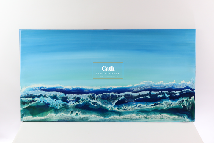Calm and Heart (SOLD)
