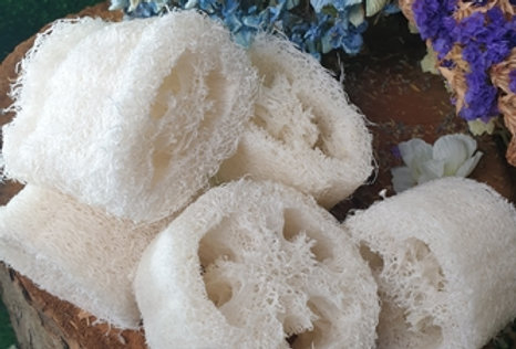 Natural loofah/luffa sponges