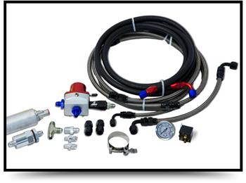 UPP C5 Fuel System