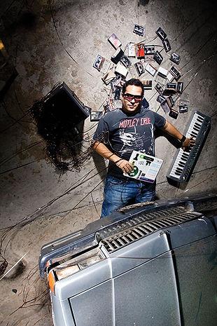 fotografia de musicos por dondykriga est