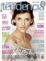 portada 1 revista tendencia fotografia William Dondyk y Lorena Riga