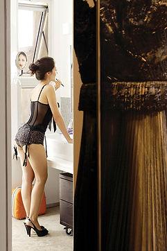 fotografia boudoir en madrid retiro por