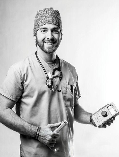 fotografia de medicos cirujanos plastico