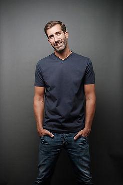filantrop emmanuel camiseta antracita cu